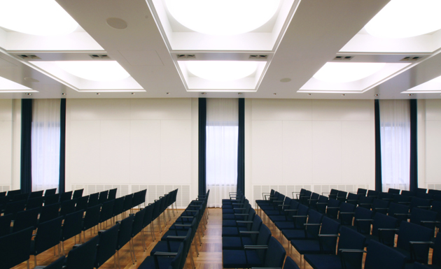 Z 060 kammermusiksaal nike fiedler architekten stuttgart for Raumgestaltung stuttgart